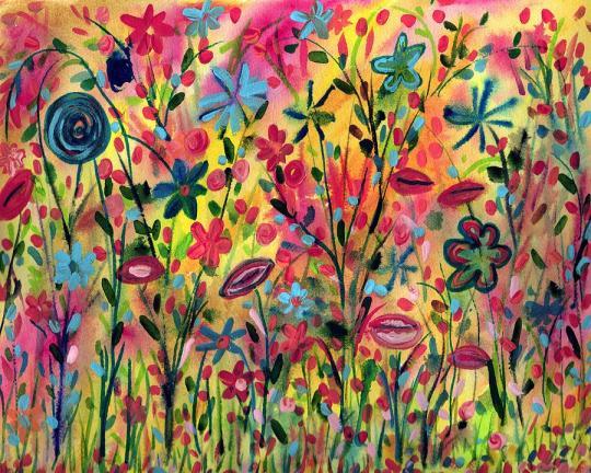 springflower friskychileblogspot