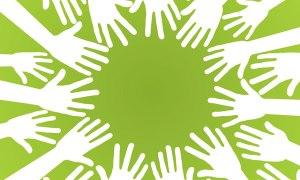 hands in green circle chhnyorg