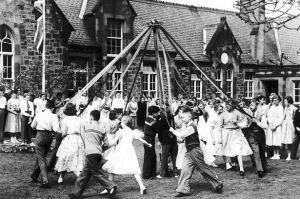 MayDay-Collierley School Dipton UK